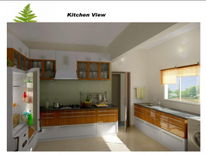 prestige_ferns_residency_kitchen _View